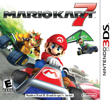 Mario Kart 7 - Pre-Owned 3DS