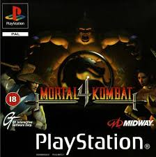 Mortal Kombat 4 - Playstation
