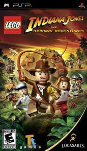 Lego Indiana Jones - PSP