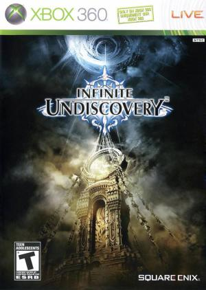 Infinite Undiscovery - Pre-Owned Xbox 360