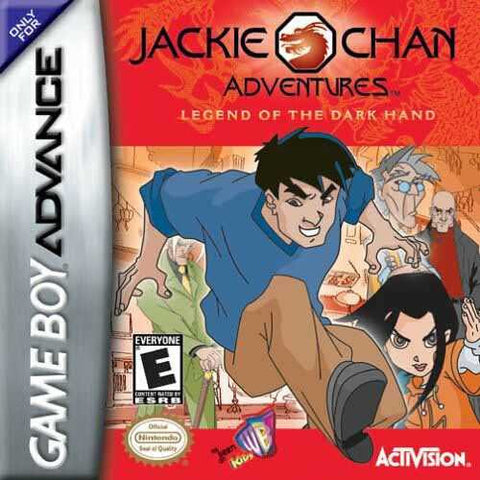 Jackie Chan Adventures - Gameboy Advance