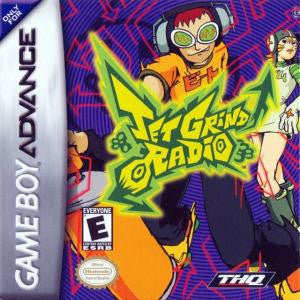 Jet Grind Radio - Gameboy Advance