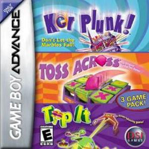 Kerplunk - Top It - Toss Across - Gameboy Advance