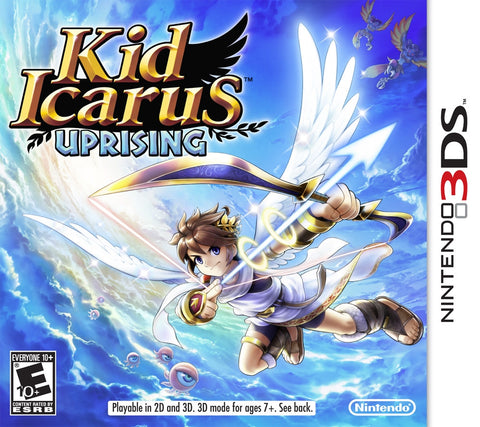 Kid Icarus Uprising - Pre-Owned 3DS