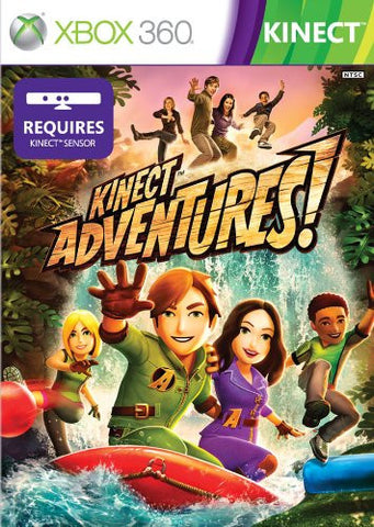 Kinect Adventures - Pre-Owned Xbox 360