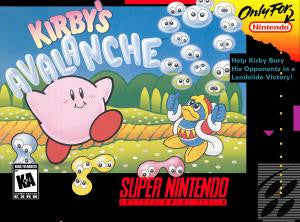 Kirby's Avalanche - SNES