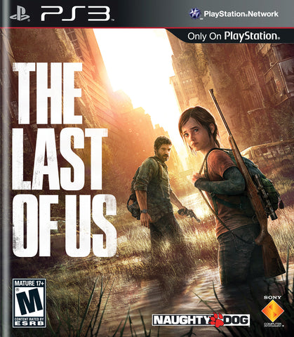 Last of Us - Pre-Owned Playstation 3