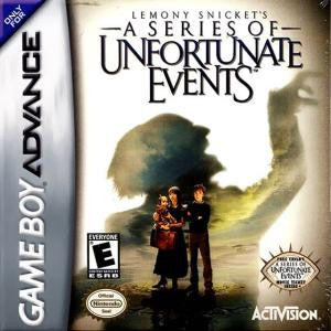 Lemony Snicket's A Series of Unfortunate Events - Gameboy Advance