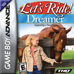 Let's Ride! Dreamer - Gameboy Advance