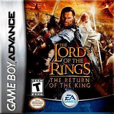 Lord of the Rings Return of the King - Gameboy Advance