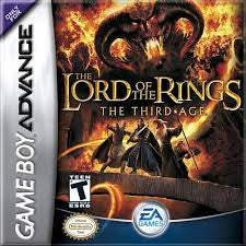 Lord of the Rings: The Third Age - Gameboy Advance