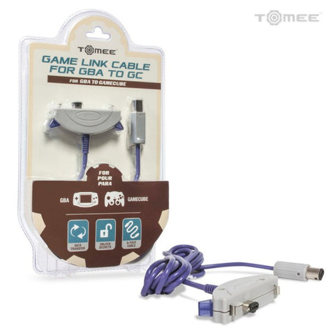Gameboy Advance to GameCube Link Cable