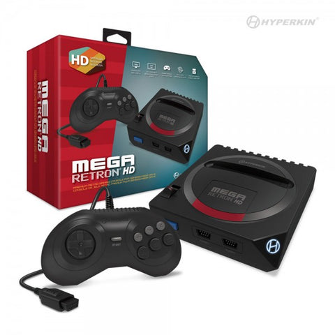 Mega Retron HD