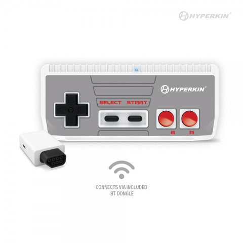 """Cadet"" Premium Bluetooth Controller for NES/PC/Mac/Android"