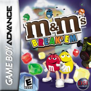 M & M's Break'em - Gameboy Advance