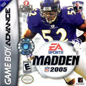 Madden 05 - Gameboy Advance
