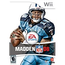 Madden 2008 - Pre-Owned Wii