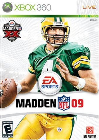 Madden 09 - Pre-Owned Xbox 360