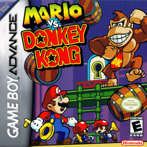 Mario vs. Donkey Kong - Gameboy Advance