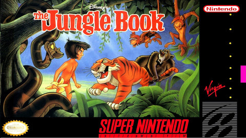 Jungle Book - SNES
