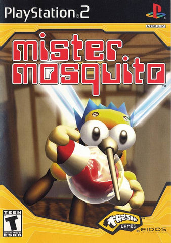 Mister Mosquito - Playstation 2