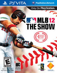 MLB 12 The Show - Pre-Owned Vita