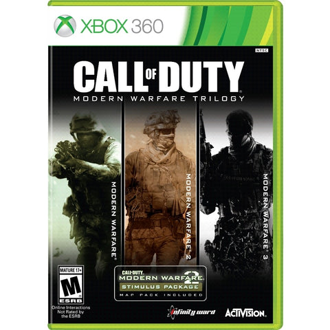 Call of Duty: Modern Warfare Trilogy - Pre-Owned Xbox 360