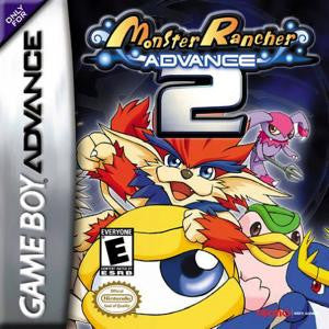 Monster Rancher Advance 2 - Gameboy Advance