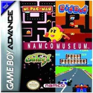 Namco Museum - Gameboy Advance