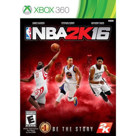 NBA 2k16 - Pre-Owned Xbox 360