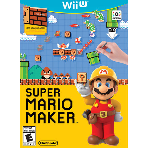 Super Mario Maker - Pre-Owned Wii U