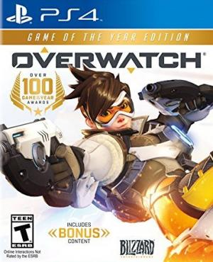 Overwatch - Pre-Owned PS4