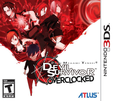 Devil Survivor Overclocked - Pre-Owned 3DS