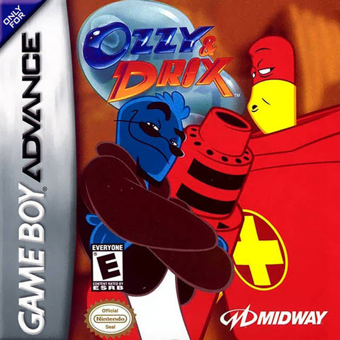 Ozzy & Drix - Gameboy Advance