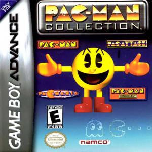 Pac-Man Collection - Gameboy Advance