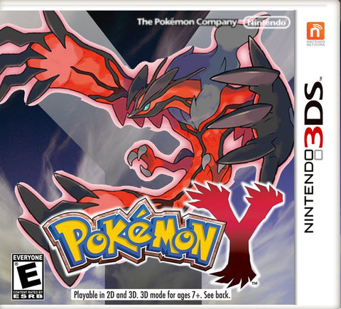 Pokemon Y - Pre-Owned 3DS