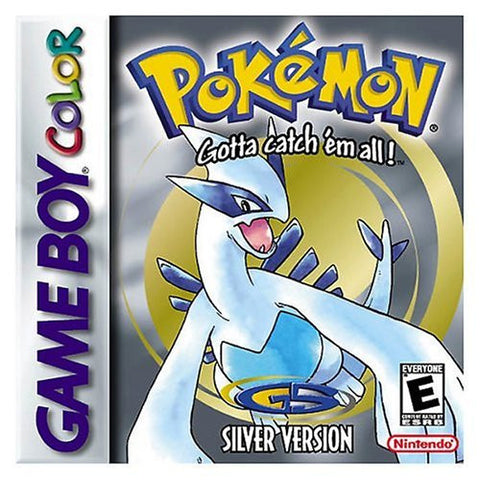 Pokémon Silver - Gameboy Color