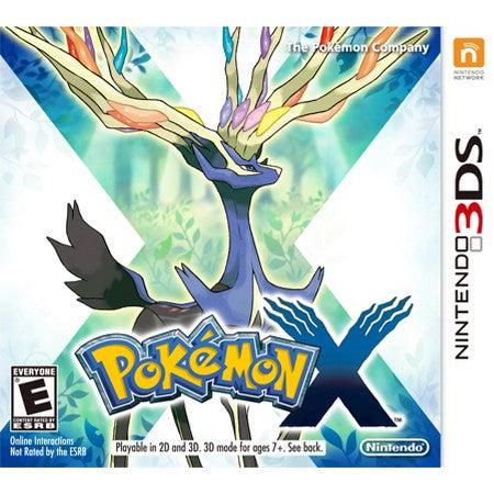 Pokemon X - Pre-Owned 3DS