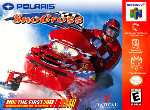 Polaris Snocross - N64