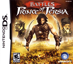 Battles of Prince of Persia - DS