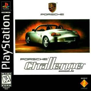 Porsche Challenge - Playstation