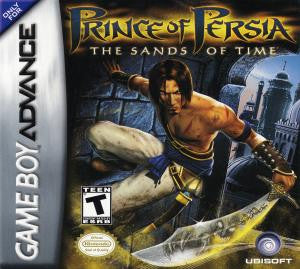 Prince of Persia - Gameboy Advance