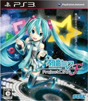 Project Diva F - Pre-Owned Playstation 3