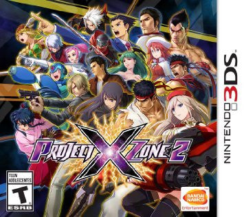 Project X Zone 2 - Pre-Owned 3DS