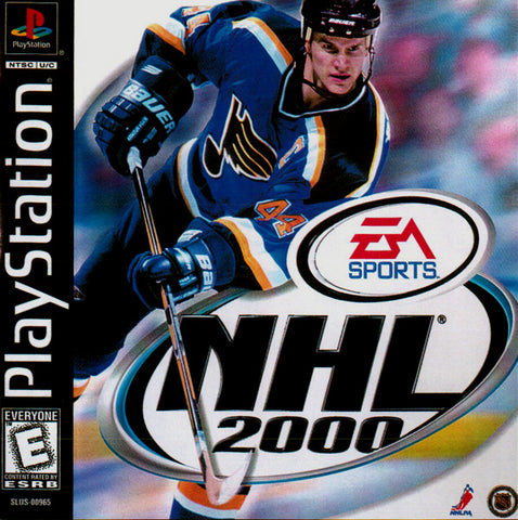 NHL 2000 - Playstation