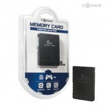 Memory Card - PlayStation 2