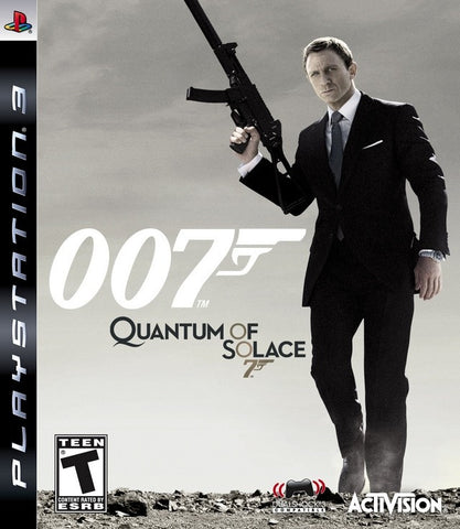 007 Quantum of Solace - Pre-Owned PlayStation 3