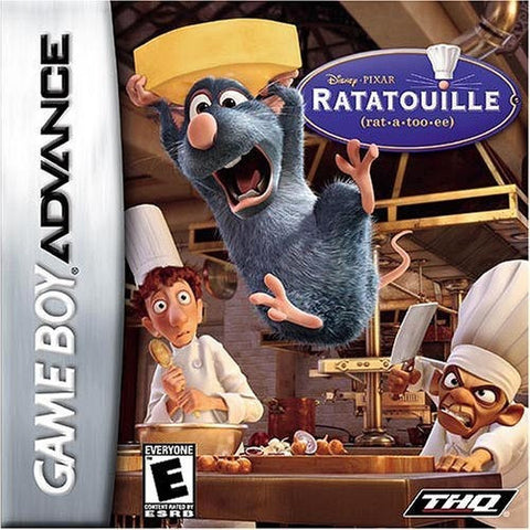 Ratatouille - Gameboy Advance