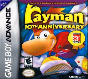 Rayman 10th Anniversary Collection - Gameboy Advance