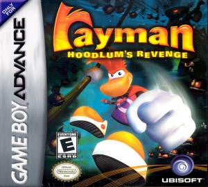 Rayman Hoodlum's Revenge - Gameboy Advance